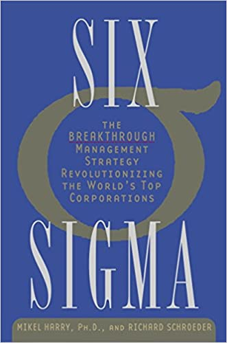 Amazon com: Six Sigma: The Breakthrough Management Strategy