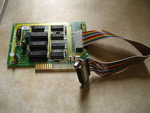 Apple - APPLE 820-5003-D IIE 5.25 DRIVE CONTROLLER BOARD - 820-5003-D