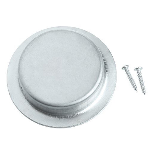 GUINV Stainless Steel Door Handle Flush Recessed Pull Circular Oval Rectangular Drawer