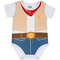 Body Mc Bebê, Tiptop, Cowboy, G