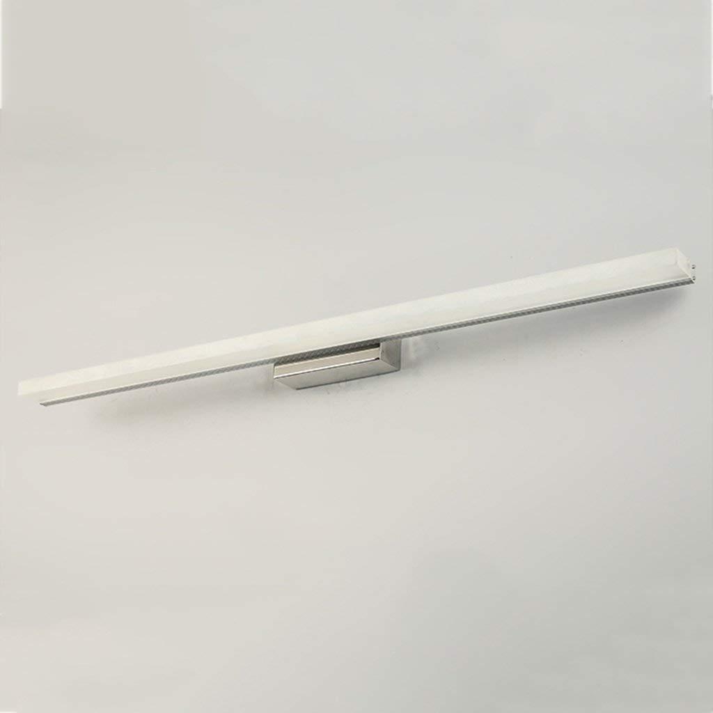 Mirror Lamps Home Spiegellampen LED-Spiegelscheinwerfer (Farbe   Weiß-16w80cm)