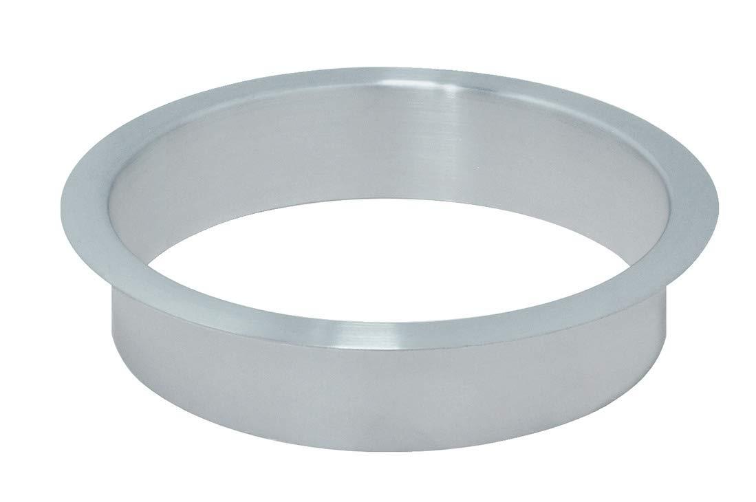Edelstahl Abwurfring V2A Orbikular 150 INOX Abfallring 150x40 Hygiene Ringblende