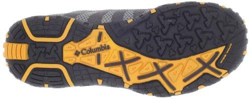 Columbia PEAKFEAK ENDURO BM3836 - Zapatillas de montaña para hombre Gris (Grau (LIGHT GREY, COOL GREY 060))