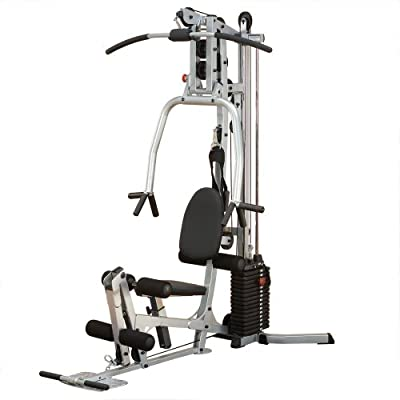 Powerline by Body-Solid Home Gym with 160-Pound Selectorized Weight Stack