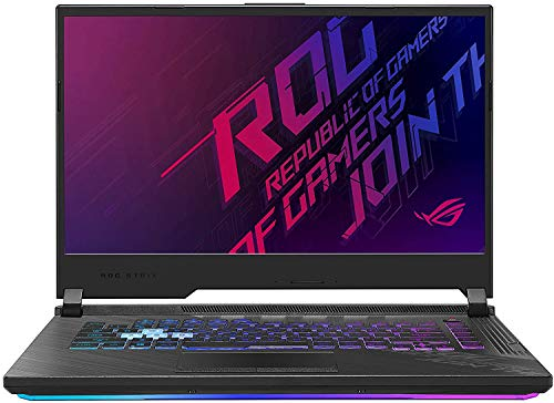 "CUK ROG Strix G15 by ASUS 15 inch Gaming Laptop (Intel Core i7, 32GB RAM, 1TB NVMe SSD, NVIDIA GeForce RTX 2060 6GB, 15.6"" FHD 144Hz, Windows 10 Home) Gamer Notebook Computer"