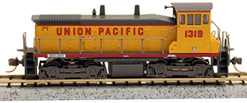 Micro-Trains MTL N-Scale EMD SW1500 Diesel Locomotive Union Pacific UP #1319