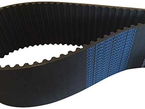 XL Belt Cross Section Rubber 13 Length D/&D PowerDrive 130XL050 Timing Belt