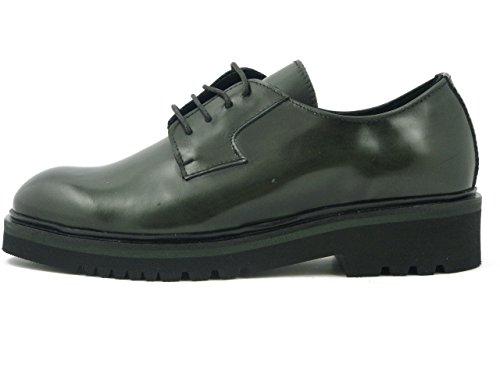 Chaussures ville pour à de OSVALDO PERICOLI lacets femme a5wqSR