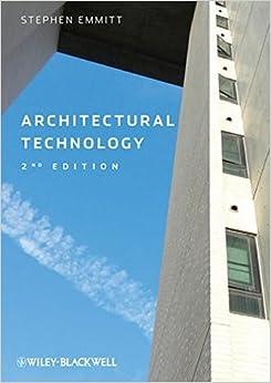 Architectural Technology by Stephen Emmitt (2012-04-13)