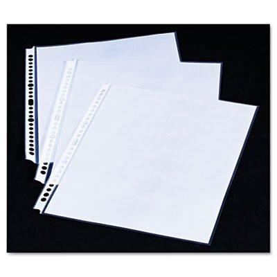 Multi Ring Binder (GBC Swing-Ring Presentation Sheet Protectors, Clear, 10 per Box)
