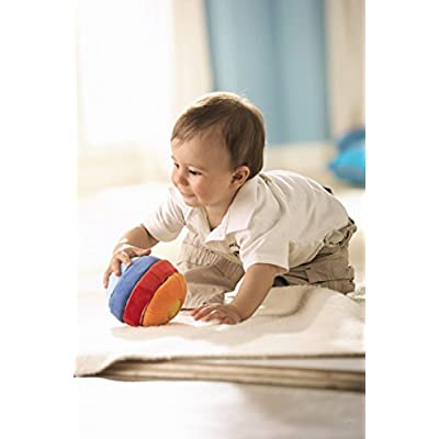 HABA Allegro Stacking Ball: Baby