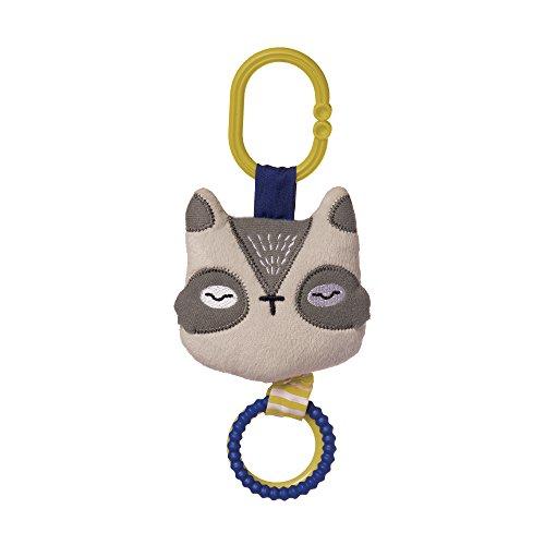 Manhattan Toy Raccoon Teether Travel