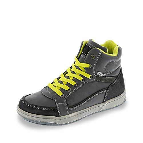 s.Oliver Kinder Hi Sneaker Grau