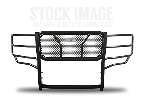 Steelcraft 50-3420 HD Grille Guards Black HD Grille Guards