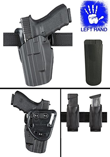 Pro Series Double Retention Holster - Ultimate Arms Gear Safariland 577 CZ 75 P-01 9mm 1.5