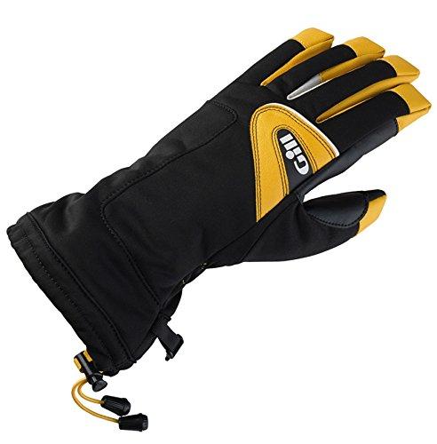 Gill Helmsman Waterproof Black Gloves, Large by GILL