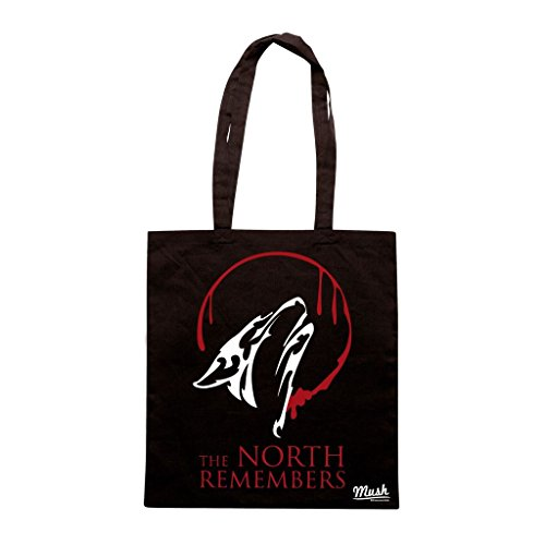 Borsa Il Nord Game Of Thrones - Nera - Film by Mush Dress Your Style