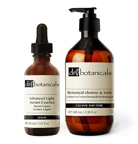 Dr Botanicals Cleanse and Tone Plus Advanced Light Facial Serum Essence, 40 Gram from Dr Botanicals