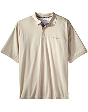 Men's Big and Tall Perfect Cast Polo Shirt