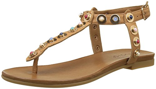 Inuovo 7283 - Zapatos Mujer Beige (Coconut)