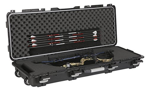 Plano Fieldlocker Compound Bow Case, Black, Small by Plano