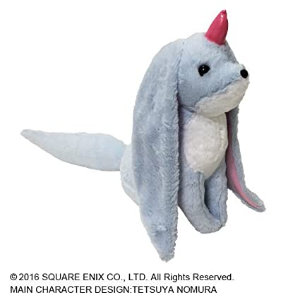 Final Fantasy XV Carbuncle Big Plush Doll Stuffed Toy 40cm Kawaii Game F/S