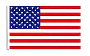 """cteasport 5pcs 8""""x 12"""" La bandera americana nosotros bandera de Estados Unidos de América de bandera de poliéster interior/al aire libre UV Protección perfecta para al aire libre. Bandera de EE. UU."""