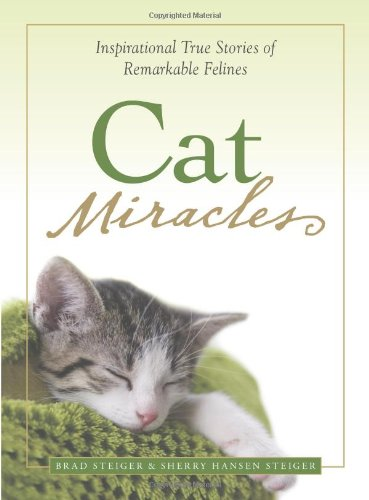 Cat Miracles Inspirational True Stories of Remarkable Felines
