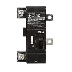Siemens MBK200A 200-Amp Main Circuit Bre...