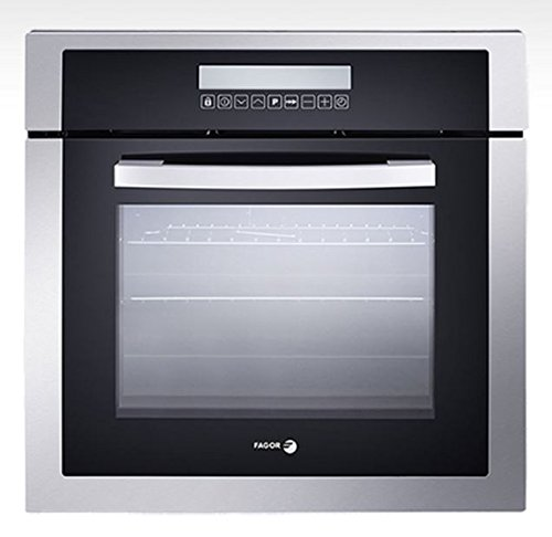 Fagor 6HA200TDX 24-Inch European Convection Oven with LCD Touch Control and Child Safety Lock by Fagor