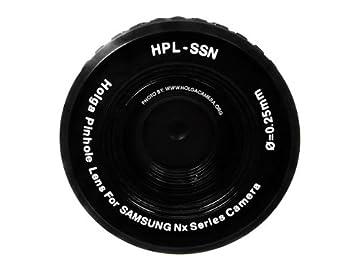 Holga - Lente estenopeica para Samsung cámaras réflex Digitales ...