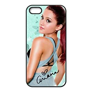 Customize American Famous Singer Ariana Grande Back Case for iphone 5 5S JN5S-2456