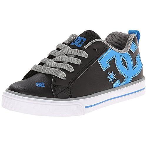 56bbe6820 El servicio durable DC Shoes Court Graffik Vulc - Zapatillas Bajas para Niño