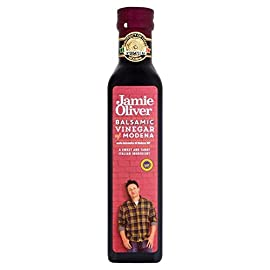 Jamie Oliver Balsamic Vinegar Of Modena - 250ml 28 Store in a cool dry place, out of direct sunlight. Jamie Oliver 8 - 12 Days Delivery