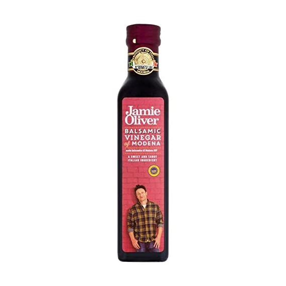 Jamie Oliver Balsamic Vinegar Of Modena - 250ml 1 Store in a cool dry place, out of direct sunlight. Jamie Oliver 8 - 12 Days Delivery