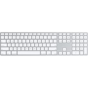 apple aluminum wired keyboard mb110ll a electronics. Black Bedroom Furniture Sets. Home Design Ideas