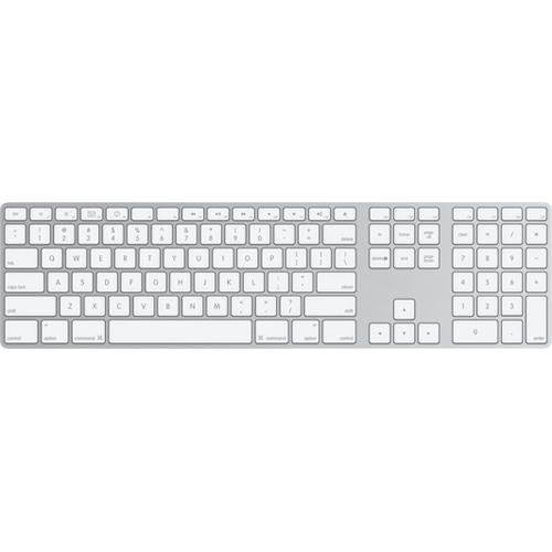 Apple Aluminum Wired Keyboard MB110LL