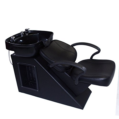 HYD-PARTS Beauty Salon Shampoo Barber Bed Chair & Sink Bowl Backwash Unit Hair Beauty Equipment (2001) (Best Salon Shampoo For Thin Hair)
