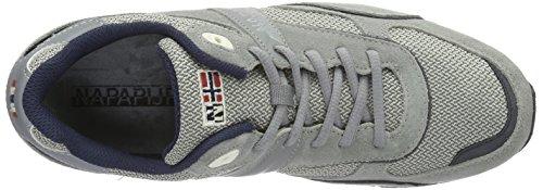 Napapijri Rabari - Zapatillas Hombre Gris - Grau (Neutral Grey N800)