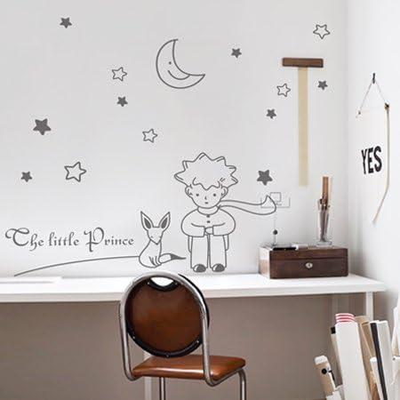 Bbh Lee Le Petit Prince Et Le Renard Cartoon Peinture