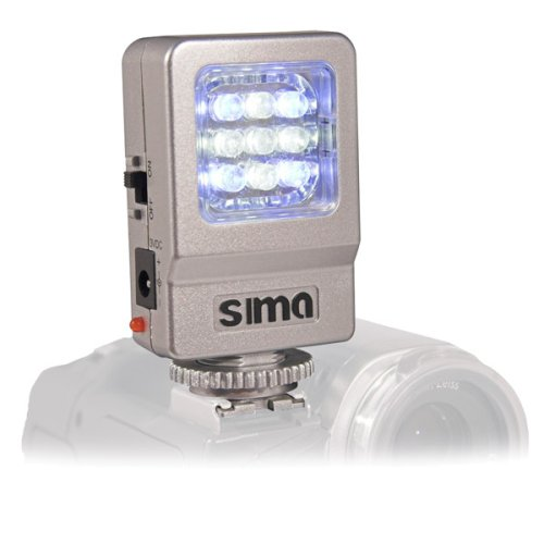 Sima SL-10LX Universal LED Camcorder Light