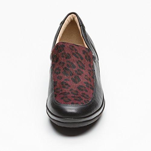 de Mujer Zapatos Zerimar para C Piel Zapatos Mujer fRY5qxY