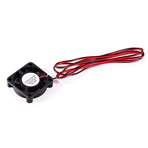 1 Pc 12V DC Cooling Fan for 3D Print Hotend Extruder 6000RPM Speed Printer Accessories