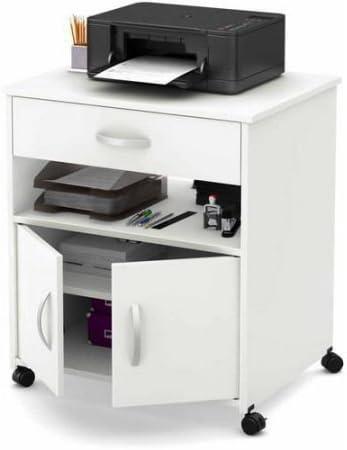 Mueble para carro de impresoras en ruedas, muebles de oficina en ...