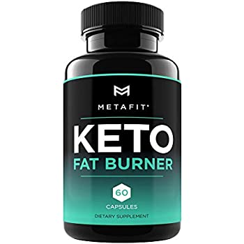 Amazon.com: Keto Fat Burner Pills for Weight Loss - 60
