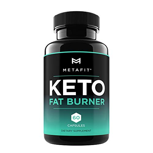 Keto Fat Burner Pills for Weight Loss - 60 Keto Burn Capsules - Ketosis Diet Supplement for Women & Men by -