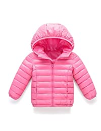 Snuggle This Muggle Baby Outfit,Baby Girl Boy Kids Cotton Jacket Coat Hooded Autumn Winter Warm Children Clothes,Nursery Swaddling Blankets,Pink,160