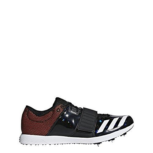 new product 9ec51 2609f Adidas ftwbla Mixte Noir Adulte pv naranj D athlétisme Chaussures negbas  000 Adizero Tj F7xwfqSFr