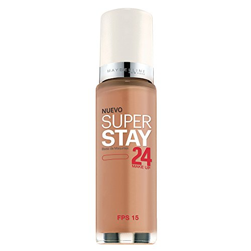 (Maybelline New York Super Stay 24Hr Makeup, True Beige, 1 Fluid Ounce)