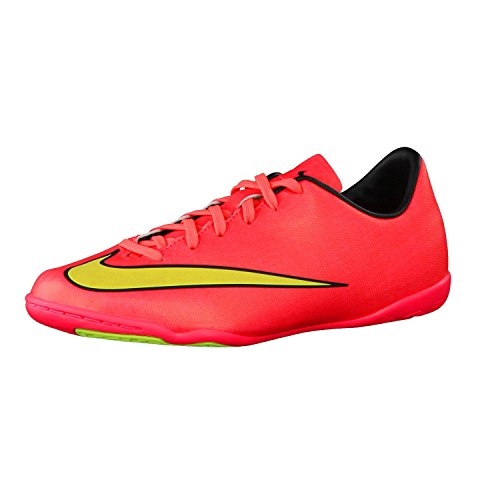 Volt Metallic Soccer Hyper Black Indoor Kids Punch IC Gold Mercurial Coin Shoe V Nike Victory Jr g0wPqZ